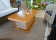 Table bar - en rotin - pour veranda - LE PIN